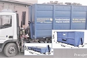 Odvoz odpadů Praha